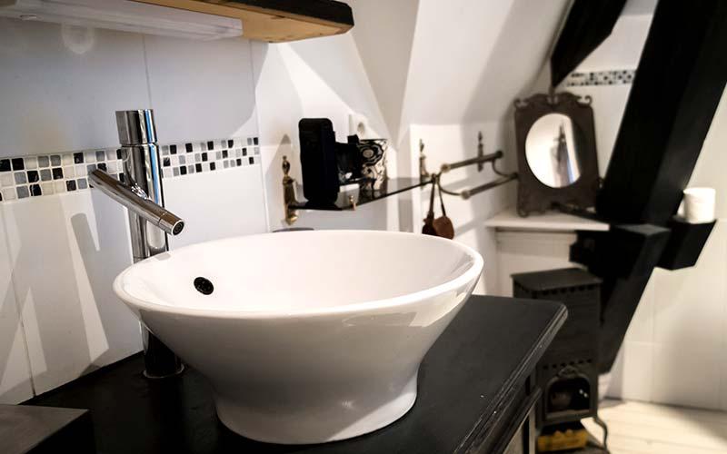 Le Choucher du Coq Sink