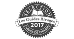 Les Guides Rivages 2017