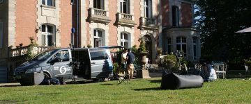BBC at the Chateau