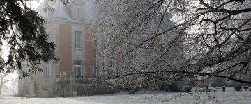 Winter at the Chateau